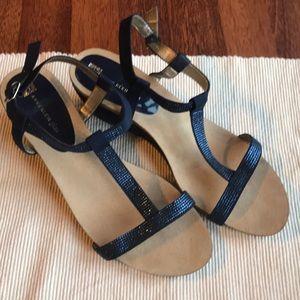 Anne Klein Flex wedge sandals